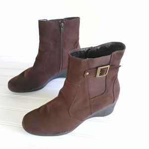 Aerosoles 'Bookstore' Wedge Ankle Boots fall